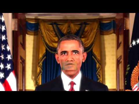 "Obama Campaign Slogan ""Yes We Can"" Is ""Thank You Satan"" Backwards, Listen! Mp3"