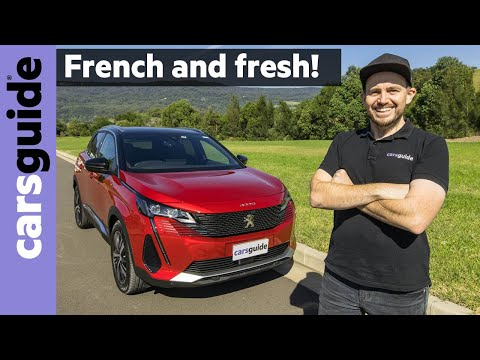 2021 Peugeot 3008 review: We check out the midsize SUV range to see if it compares to a VW Tiguan!