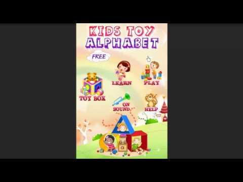 Video of Kids Toy Alphabet Free