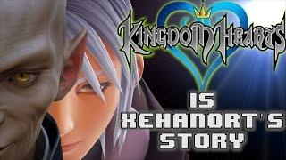 Kingdom Hearts Is Xehanort's Story