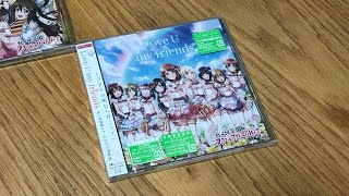 "Review Love Live  「ラブライブ」 PDP. CD 2nd album ""Love U my friends""「虹ヶ咲学園スクールアイドル同好会」"