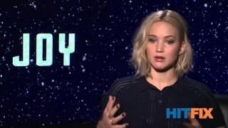 Jennifer Lawrence's director sometimes thinks she's a man