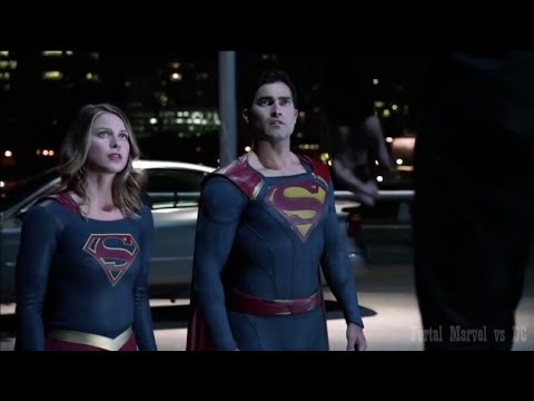Superman & SuperGirl vs Brothers Metallo.only on.(Movie Now)