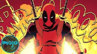 Top 10 Most Violent Marvel Superheroes