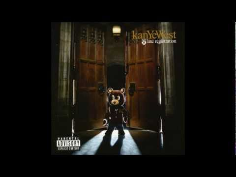 Kanye West - Hey Mama (Original Album Version)