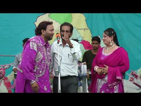 saber khan/lovejot rani live alhisadher  || Rooh Punjab Di