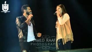 تحميل و مشاهدة تامرحسني و ياسمينا - لو خايفه | Tamer Hosny & Yasmina - Law khifa MP3