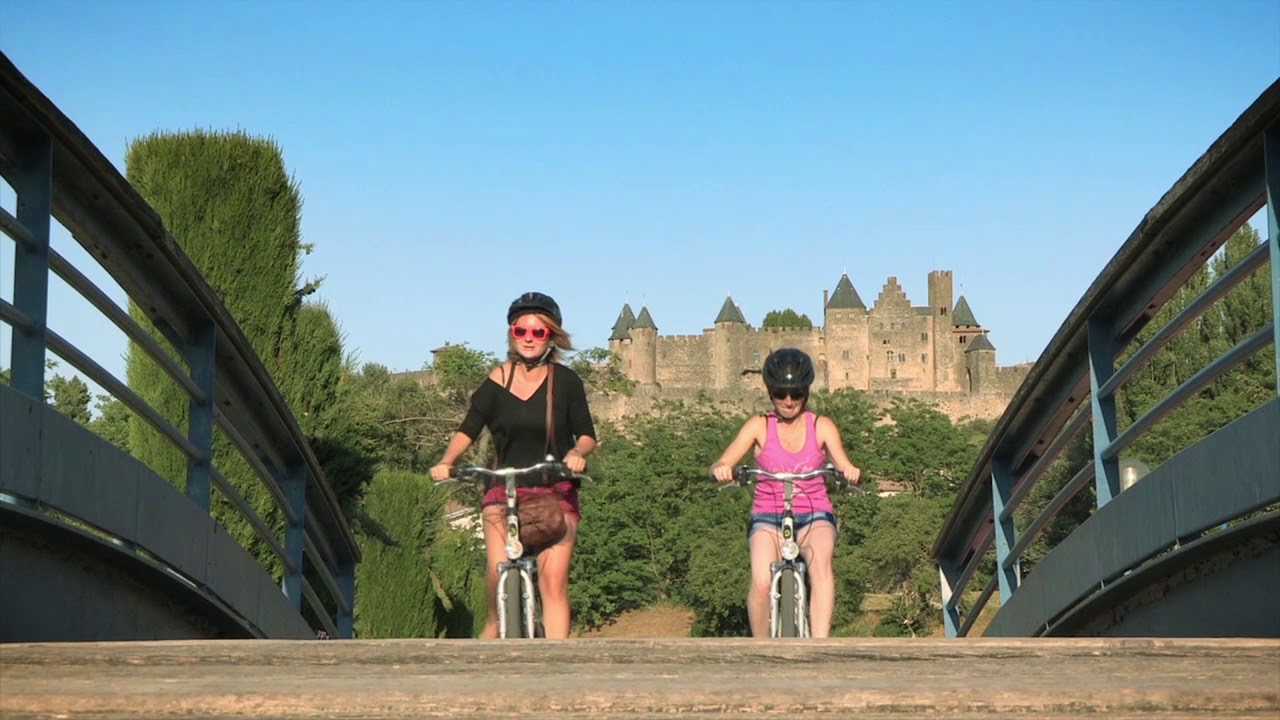 Vacances en Grand CARCASSONNE - spot TV 2018