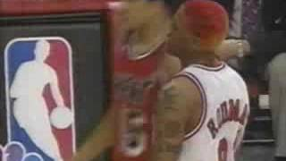 Bulls vs. Heat 1996 game 2 (2/...)