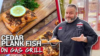 How To Grill Salmon On Cedar Plank - Ace Hardware
