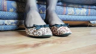 Tapping In Ballet Flats