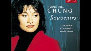 **♪Dvorak : 4 Romantic Pieces, Op. 75, B. 150 / Kyung-Wha Chung、Itamar Golan 1998