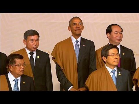 APEC: Μέτωπο ενάντια στον προστατευτισμό