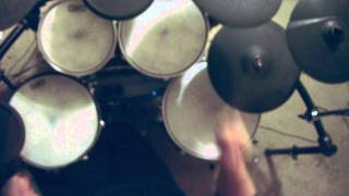 Children Of Bodom - Done With Everything Die For Nothing drum cover with drumless track by G-Rad
