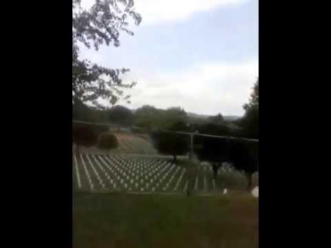CHATTANOOGA NATIONAL MILITARY CEMEMTERY TN 8-21-14