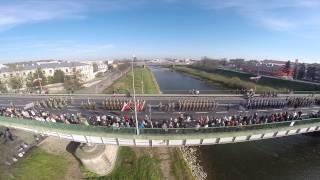preview picture of video 'Marsz Niepodległości w Przemyślu'