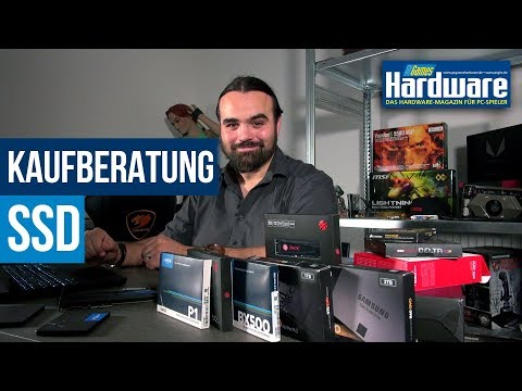 SSD-Festplatte   Kaufberatung 2019   Alles Wissenswerte