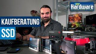 SSD-Festplatte | Kaufberatung 2019 | Alles Wissenswerte