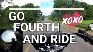 Go Fourth & Ride!!