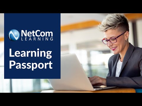 Upskill your team with NetCom Learning's Certifications and ...