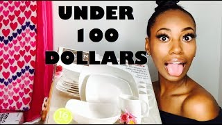 AFFORDABLE APARTMENT HAUL 2020| Under $100 |Moving Part 1