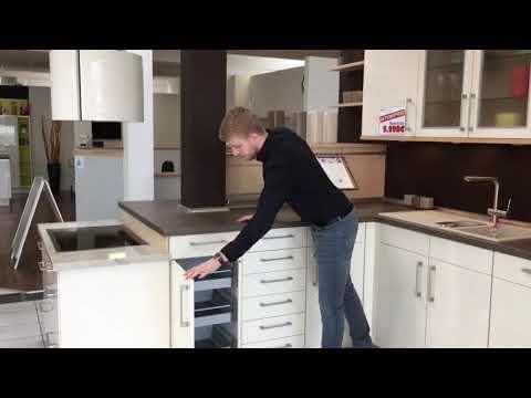 Hochwertige L-Form  und zwei einzelne Zeilen Küche Modell 2022