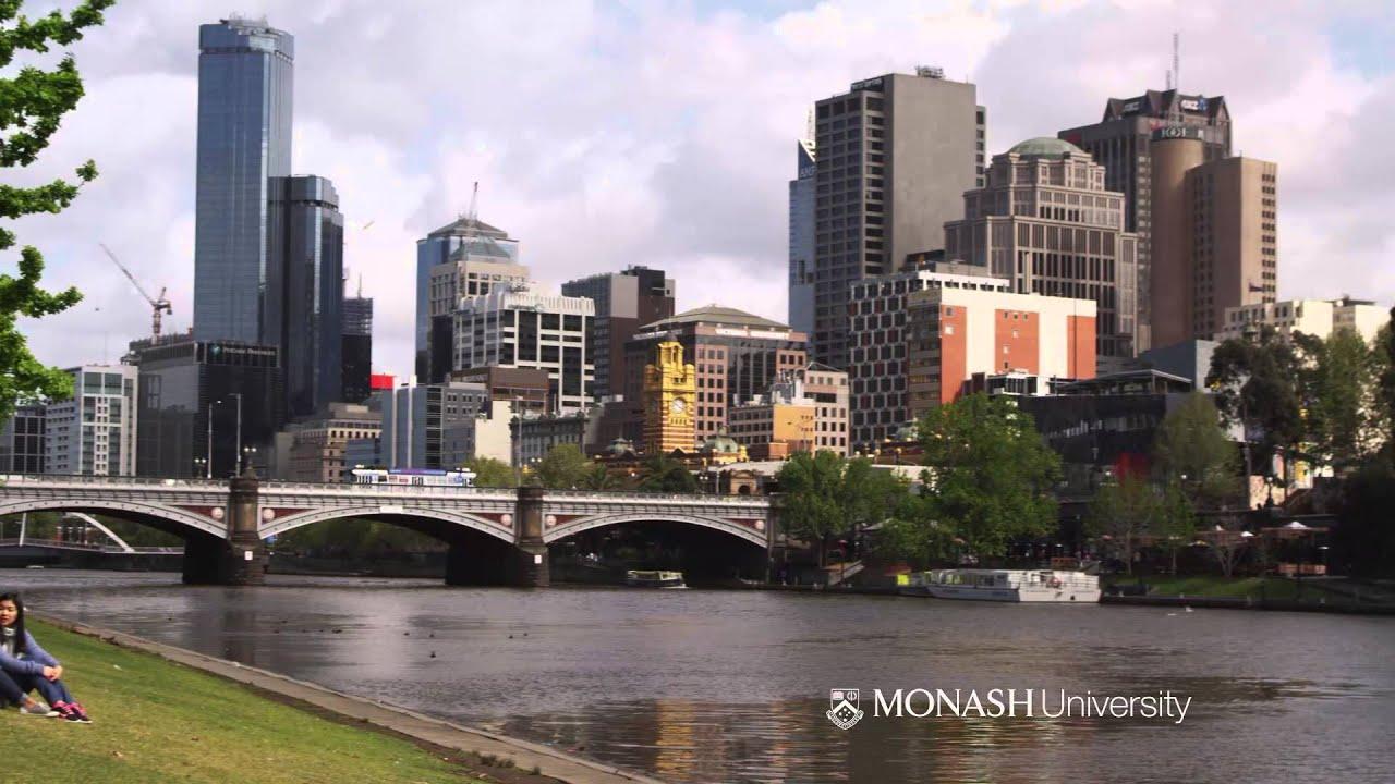Monash University-Video-2