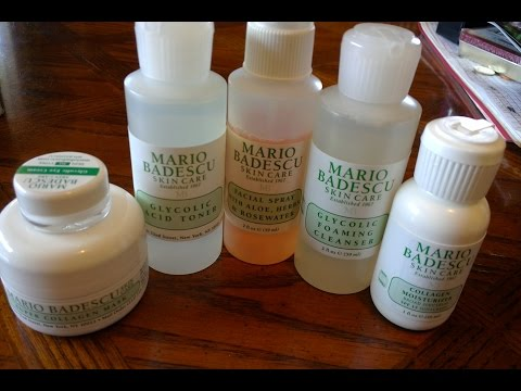 Glycolic Foaming Cleanser by mario badescu #8
