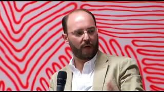 Álvaro Sánchez León presenta su libro 'En la tierra como en el cielo'