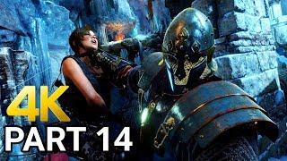 Rise of the Tomb Raider 4K Gameplay Walkthrough Part 14