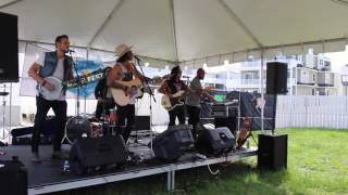 American Authors Perform 'Go Big Or Go Home' at Sea Isle Beer Fest 2016