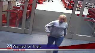 Theft at Oxford Target