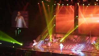 Boyzone - 'Til The Sun Goes Down (Live) Wembley Arena London