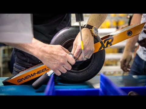 Adam Savage Builds a Onewheel Electric Skateboard!
