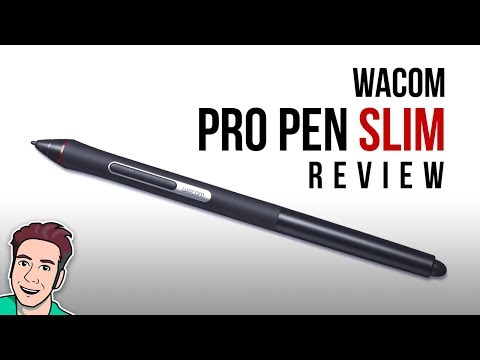 Wacom PRO PEN SLIM Review