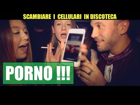 Sesso in un video generico
