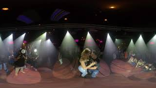 BRI Bachata Demo 360° VR Video At THE SALSA ROOM