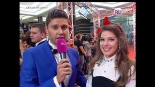 Лоя, Лоя на красной дорожке премии RU-TV 2012