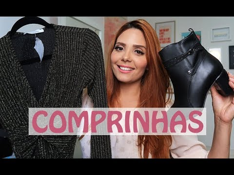 Comprinhas Fashion: Amaro, Renner, Bottero, Studio POP e MAIS!