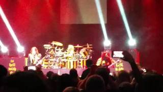 """STRYPER: """"THE ABYSS/TO HELL WITH THE DEVIL"""" LIVE"""