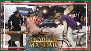 ¡Ay, San Juditas, agárrate!   El Privilegio de Mandar