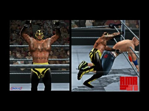 Download rey mysterio 2k19 Model (PS2) HD Mp4 3GP Video and MP3