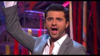 Darius Campbell - Toreador Song (Popstar to Opera Star)