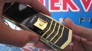 Điện thoại vertu S308 1 sim đẹp