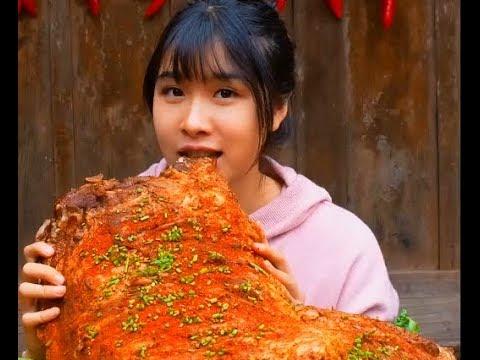 《全村第一吃貨》消滅三十斤排骨,媽媽直說養不起嘍!