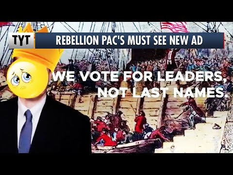 Rebellion PAC's MUST SEE New Ad for Ed Markey
