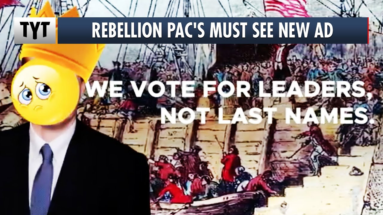 Rebellion PAC's MUST SEE New Ad for Ed Markey thumbnail