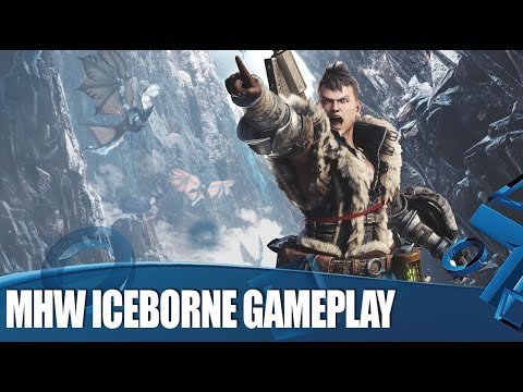 Monster Hunter World: Iceborne - Can We Defeat The Banbaro?
