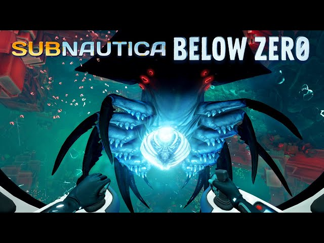 How to find a Ribbon Plant in Subnautica: Below Zero