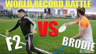 EPIC WORLD RECORD BATTLE | F2 VS BRODIE SMITH